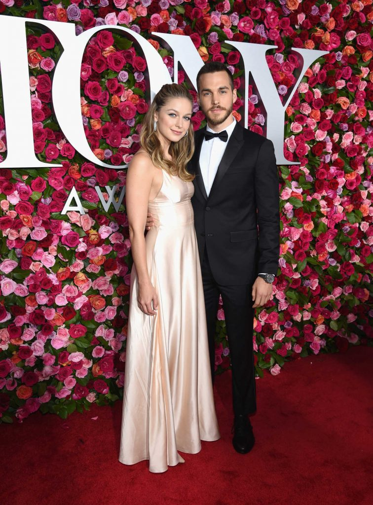 Chris Wood at the 72nd Annual Tony Awards in New York City-1