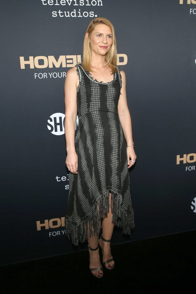 Claire Danes at the Homeland FYC Event in Los Angeles-1