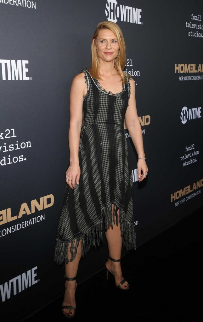 Claire Danes at the Homeland FYC Event in Los Angeles-2