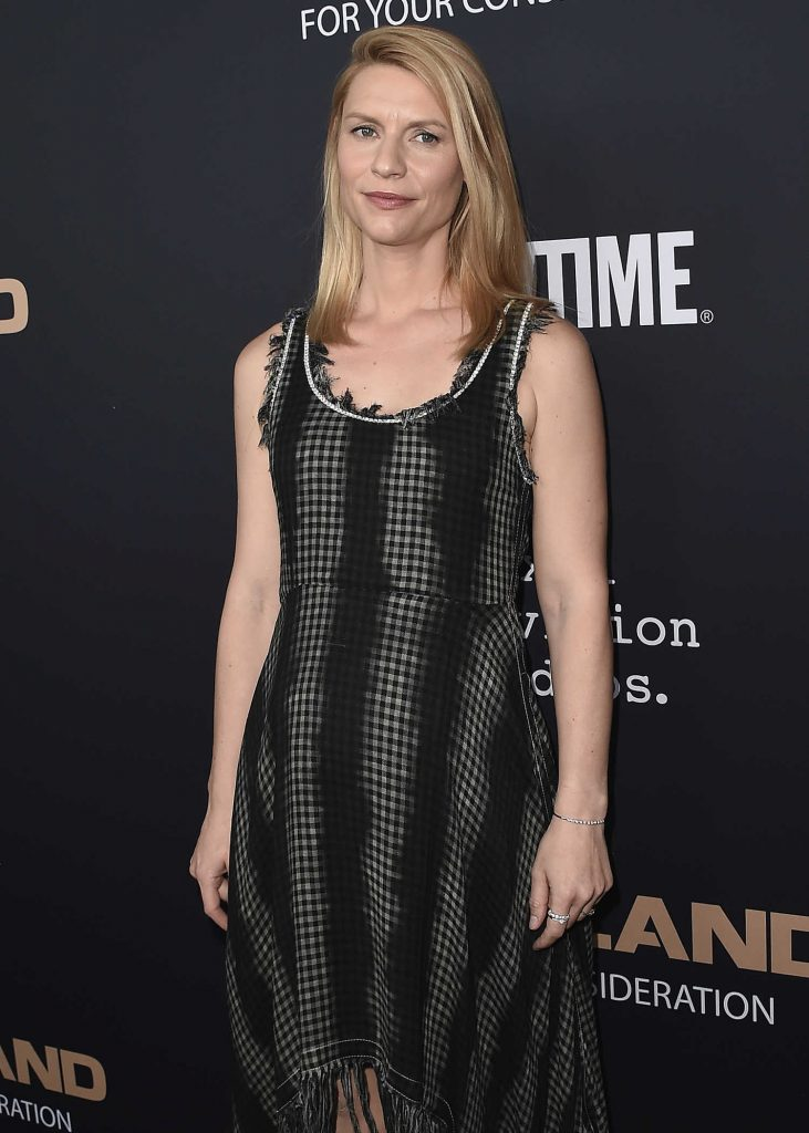 Claire Danes at the Homeland FYC Event in Los Angeles-4