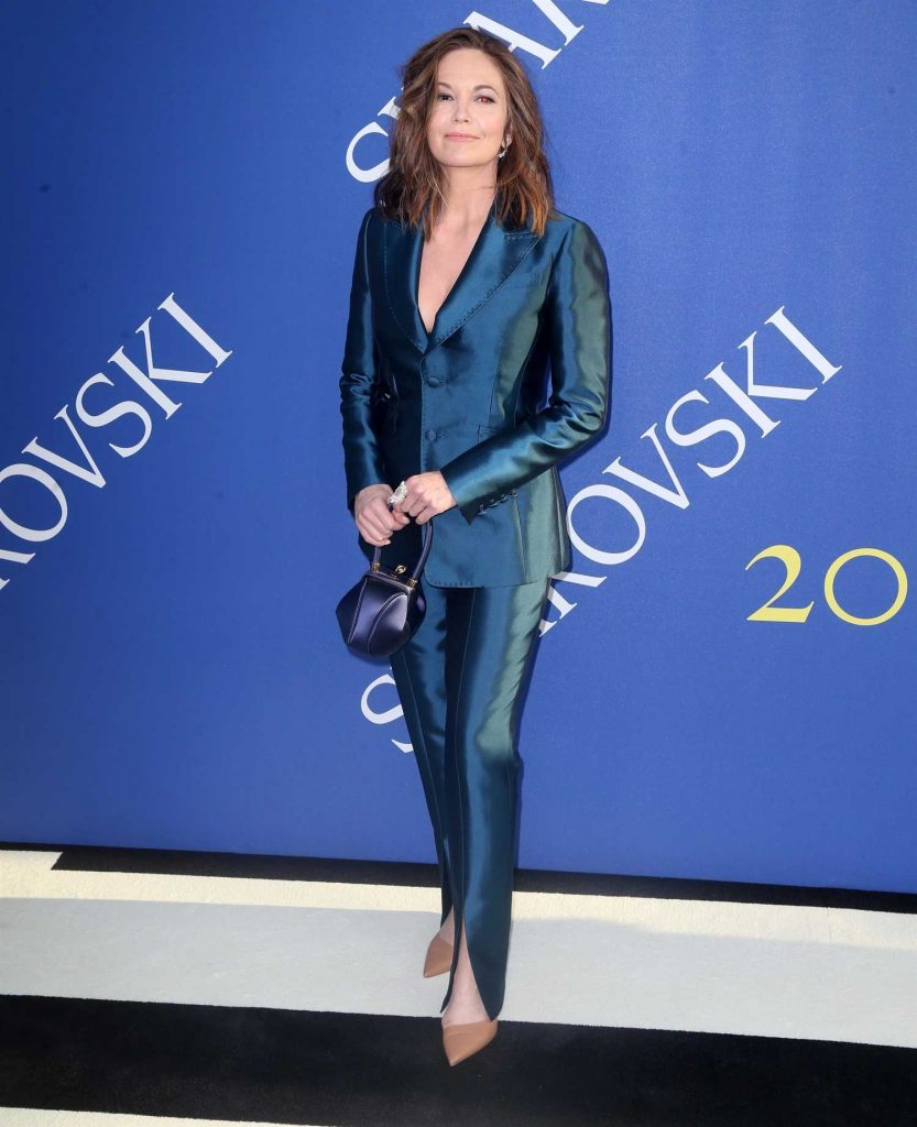 Diane Lane at 2018 CFDA Fashion Awards at Brooklyn Museum in New York City-2