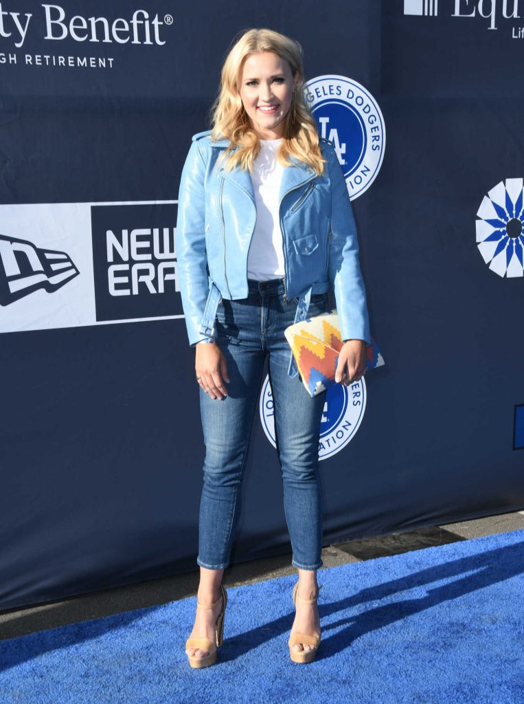Emily Osment at the 4th Annual Los Angeles Dodgers Foundation Blue Diamond Gala-2