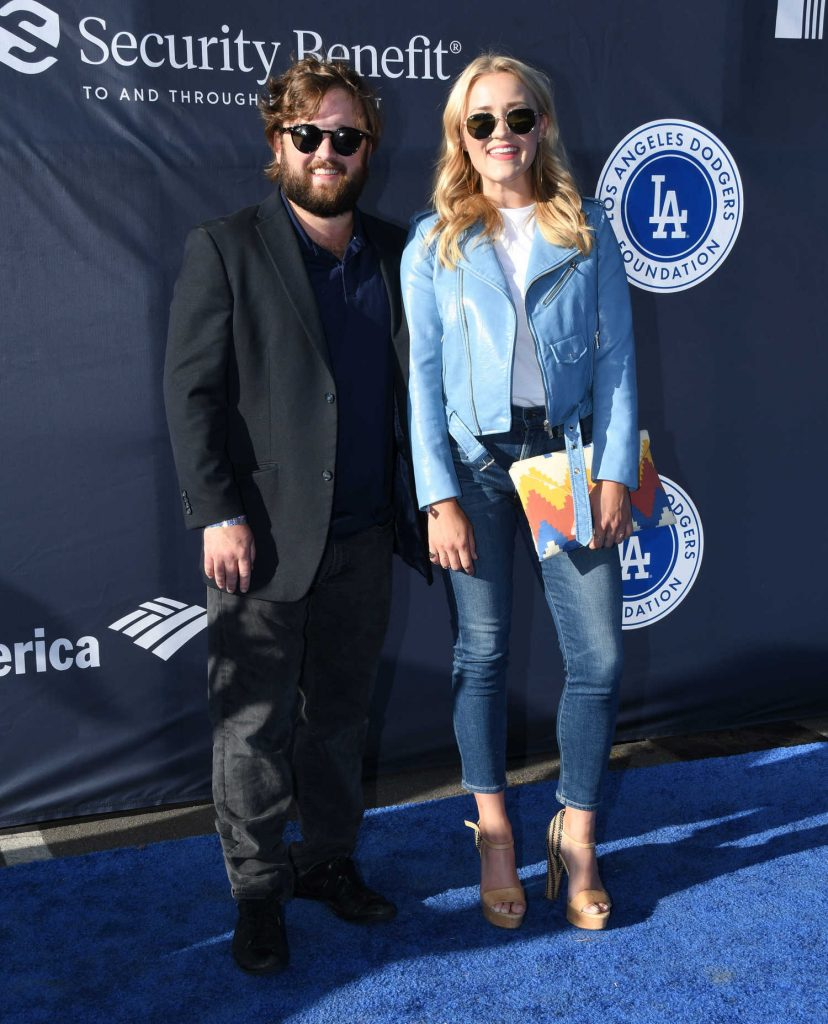 Emily Osment at the 4th Annual Los Angeles Dodgers Foundation Blue Diamond Gala-3