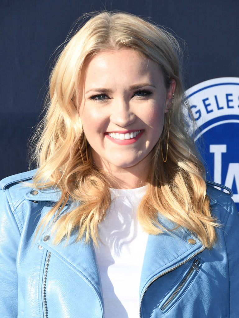 Emily Osment at the 4th Annual Los Angeles Dodgers Foundation Blue Diamond Gala-5