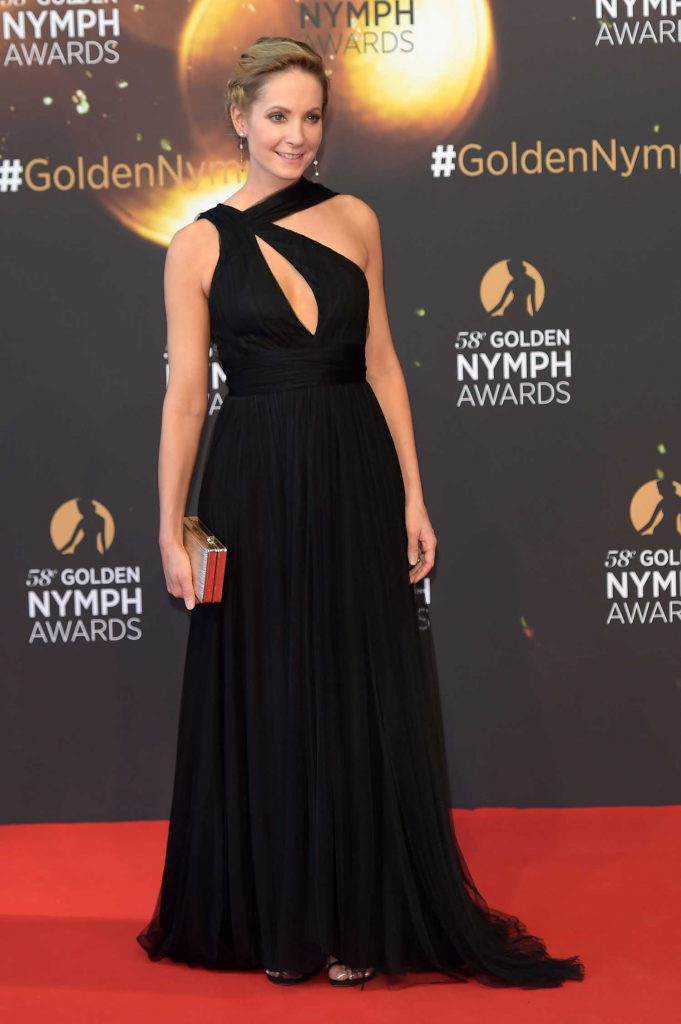 Joanne Froggatt at the 58th Monte Carlo Television Festival Closing Ceremony in Monte Carlo-2
