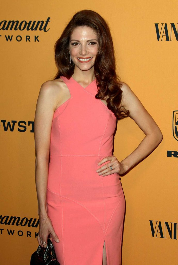 Katherine Cunningham at Yellowstone TV Show Premiere in Los Angeles-3