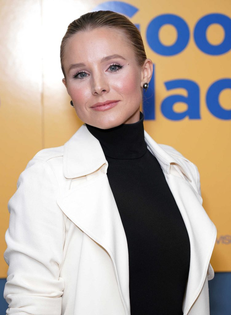 Kristen Bell Attends The Good Place in Hollywood-4