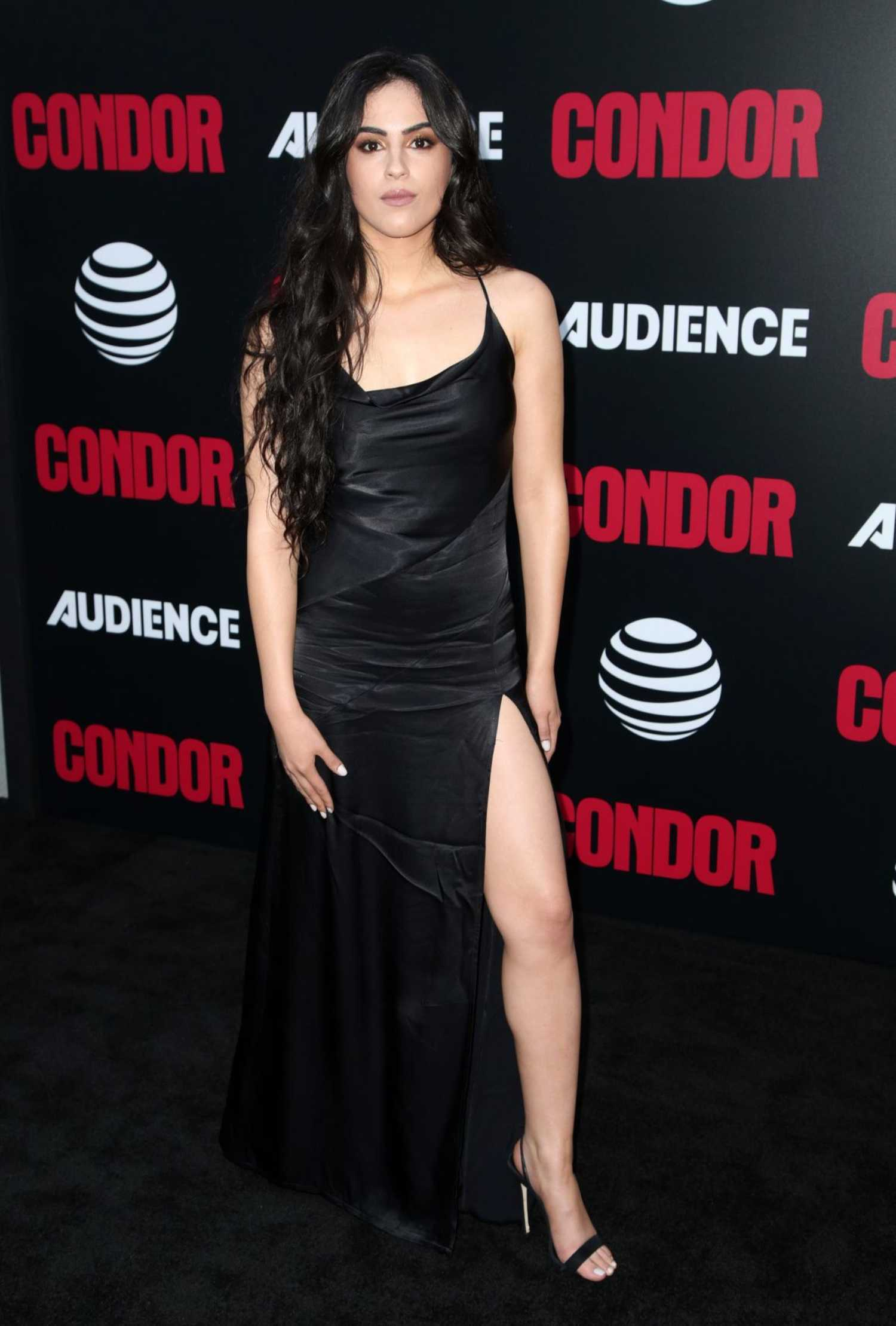 Leem Lubany At The Condor Premiere In Los Angeles Celeb