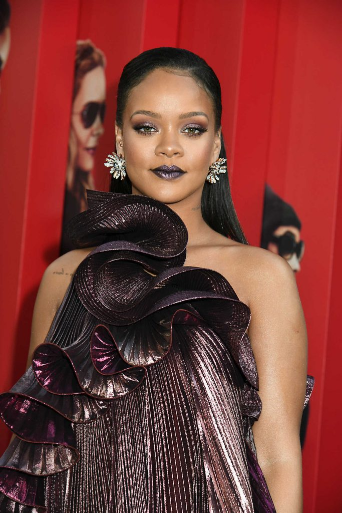 Rihanna at Ocean's 8 Premiere in New York-5