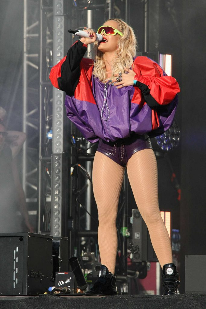 Rita Ora Performs on Summer in the City Festival in Dublin-1