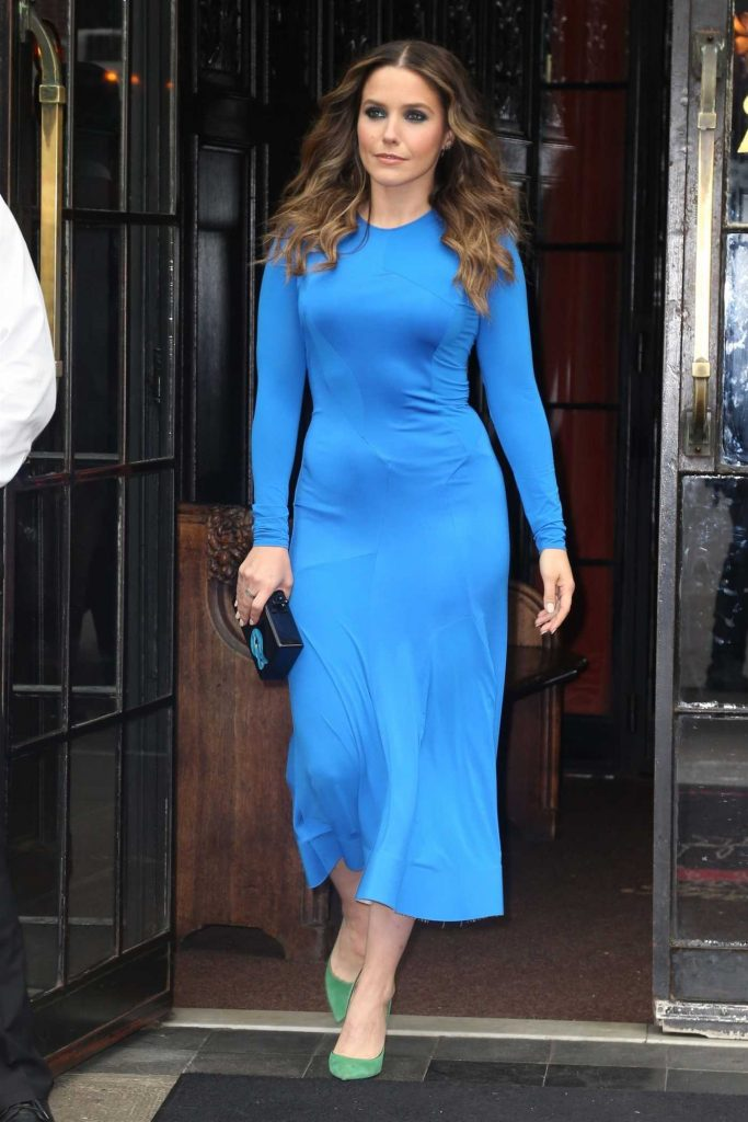 Sophia Bush Leaves the Bowery Hotel in New York-1