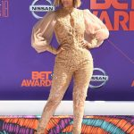 Tyra Banks at 2018 BET Awards in Los Angeles