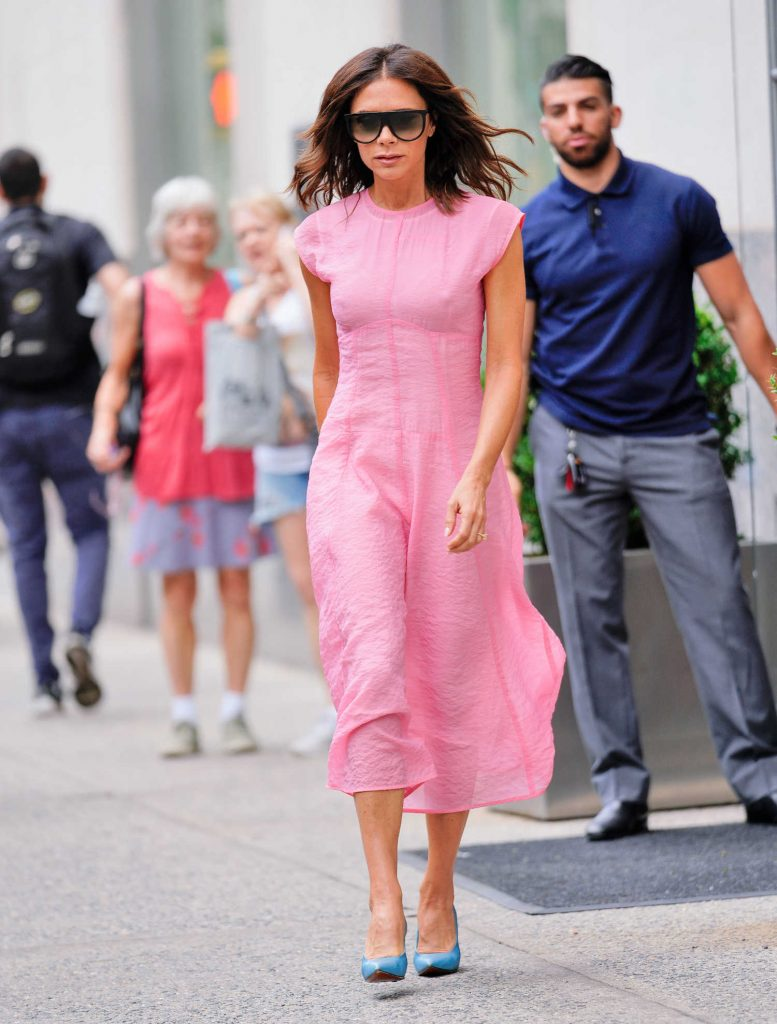 Victoria Beckham Was Seen Out in New York City-1