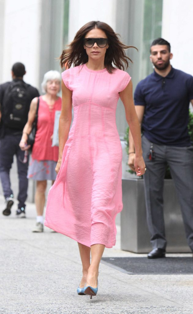 Victoria Beckham Was Seen Out in New York City-2