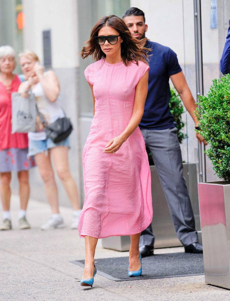 Victoria Beckham Was Seen Out in New York City-3