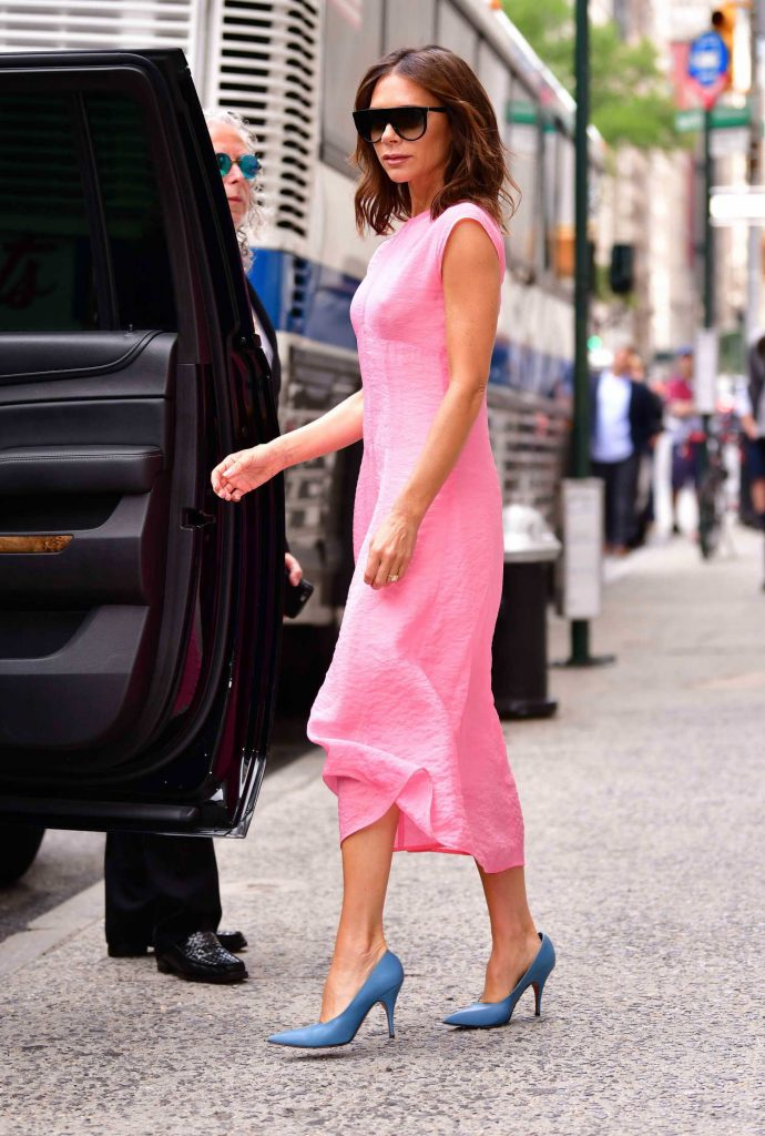 Victoria Beckham Was Seen Out in New York City-4