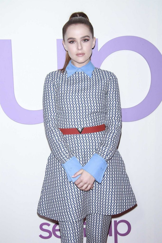 Zoey Deutch at the Set it Up Specials Screening in New York-4