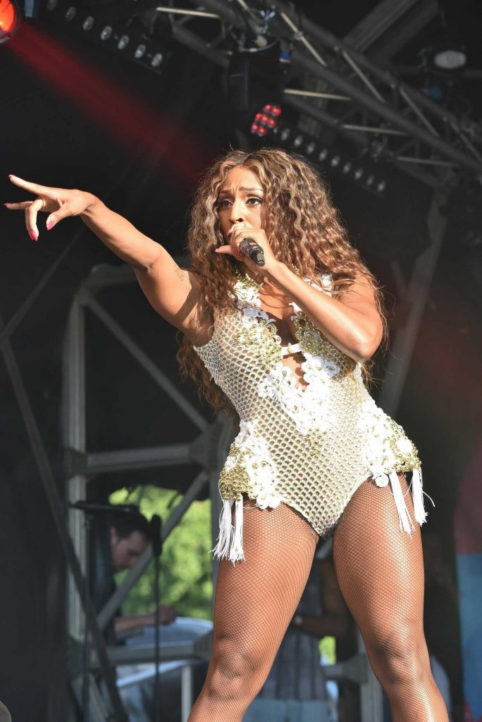 Alexandra Burke Performs at the Pride London Festival in London-4