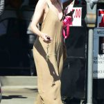 Alison Brie Was Seen Out in Los Angeles