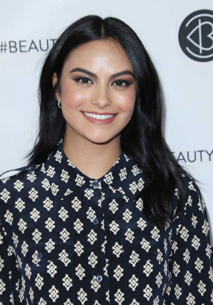 Camila Mendes Attends Los Angeles Beautycon Festival in Los Angeles 07/15/2018-5