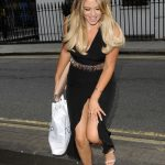 Emily Atack Attends BT Plus The Great Indoors Launch Party in London