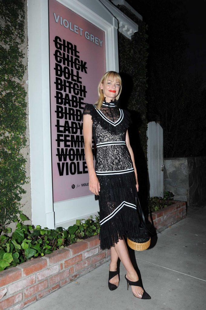 Jamie King Leaves the Violet Grey Event in Los Angeles-1