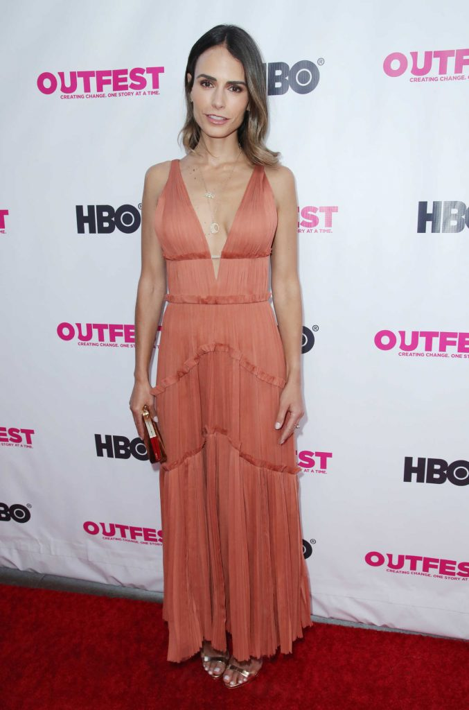 Jordana Brewster at Studio 54 Opening Night Gala Durong the Outfest Film Festival in Los Angeles-1