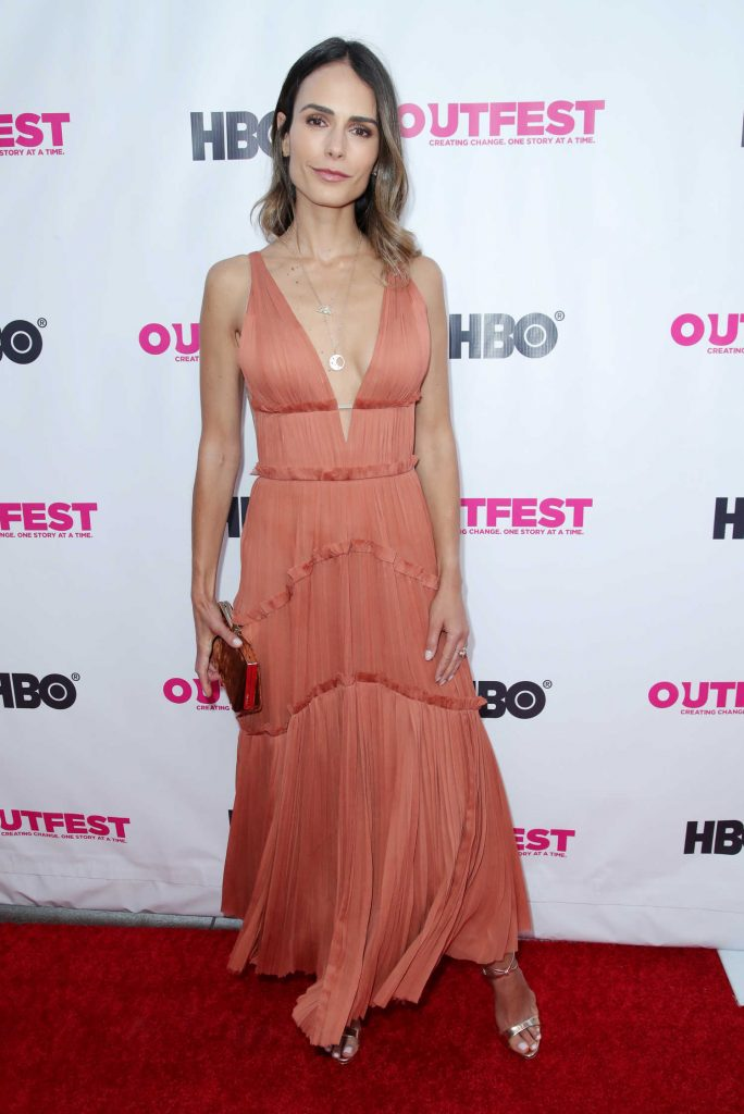 Jordana Brewster at Studio 54 Opening Night Gala Durong the Outfest Film Festival in Los Angeles-2