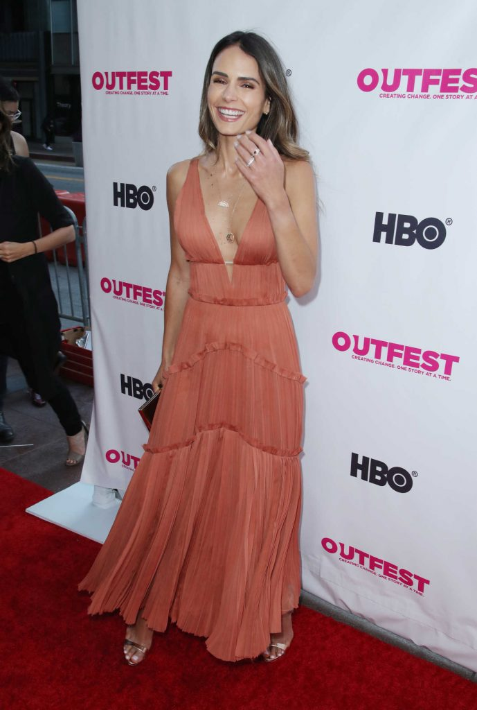 Jordana Brewster at Studio 54 Opening Night Gala Durong the Outfest Film Festival in Los Angeles-4