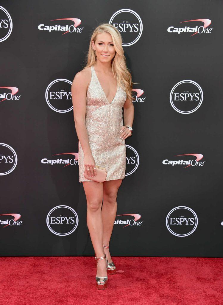 Mikaela Shiffrin at 2018 ESPY Awards in Los Angeles-3