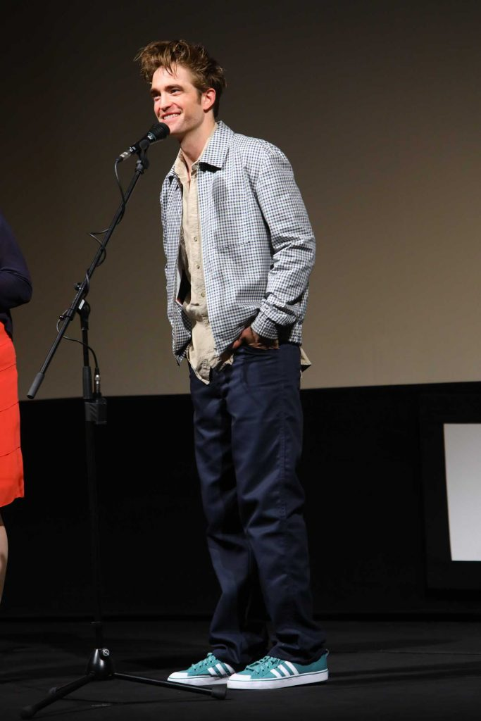 Robert Pattinson at Karloy Vary International Film Festival in Czech Republic-3