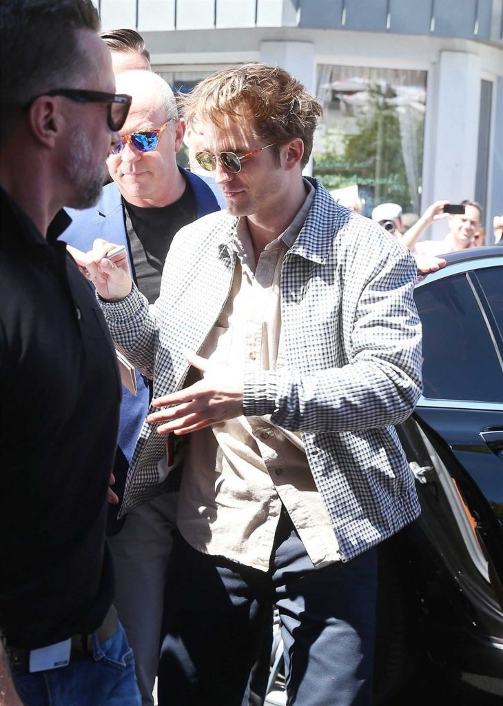 Robert Pattinson at Karloy Vary International Film Festival in Czech Republic-4