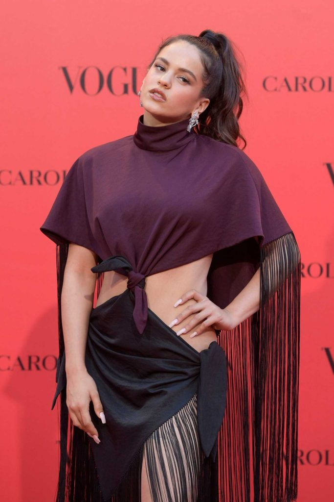 Rosalia Vila at Vogue Spain 30th Anniversary Party in Madrid-2
