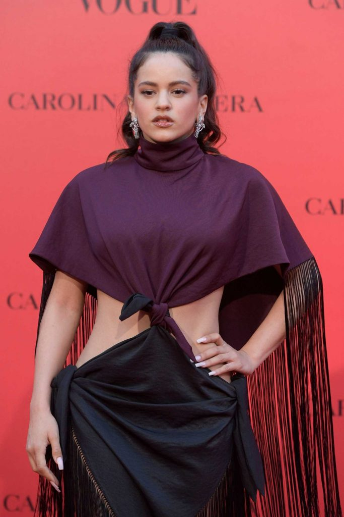 Rosalia Vila at Vogue Spain 30th Anniversary Party in Madrid-4