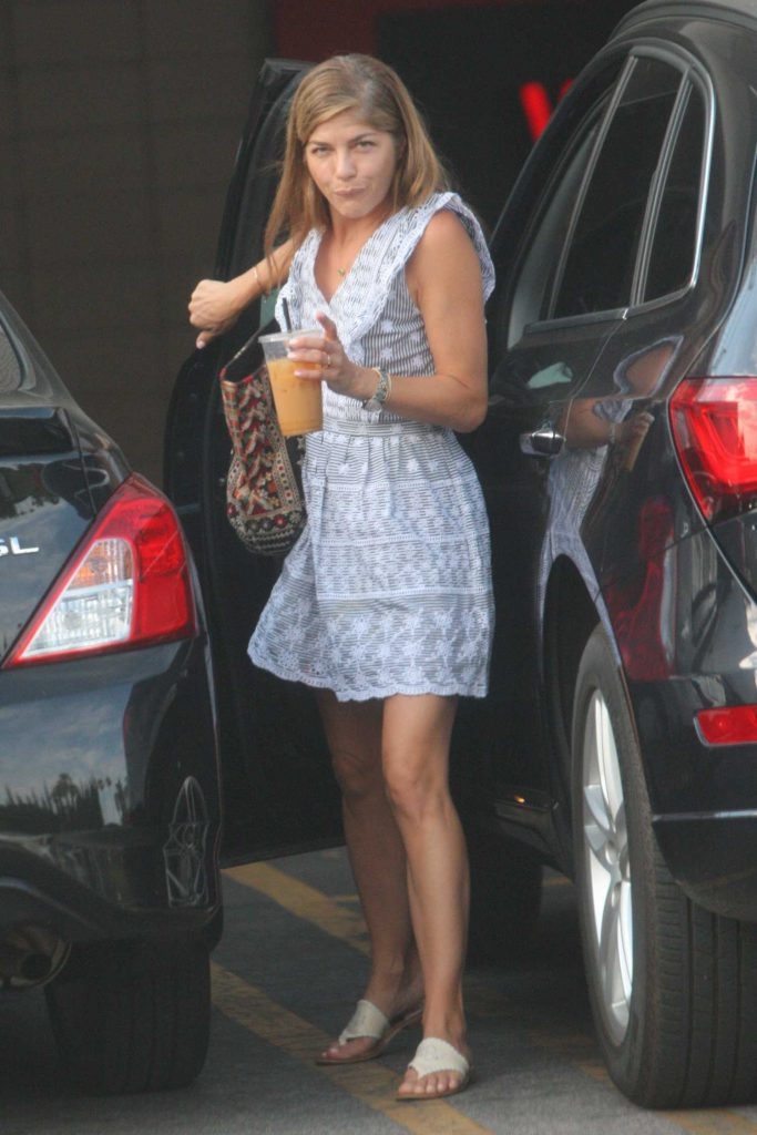 Selma Blair Was Seen Out in LA-3