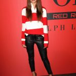 Taylor Hill at the Ralph Lauren Fragrances Event in New York City