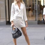 Devon Windsor in a White Camisole Was Seen Out in NYC