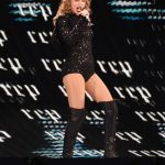 Taylor Swift on Concert at Heinz Field