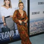 Tallia Storm Attends Second Act Premiere in New York