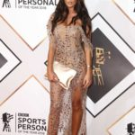 Yazmin Oukhellou Attends 2018 BBC Sports Personality of the Year in Birmingham