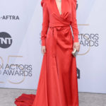 Rumer Willis Attends the 25th Annual Screen Actors Guild Awards in Los Angeles