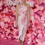 Anna Camp Attends Isn't it Romantic Premiere in LA