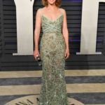 Cobie Smulders Attends 2019 Vanity Fair Oscar Party in Beverly Hills