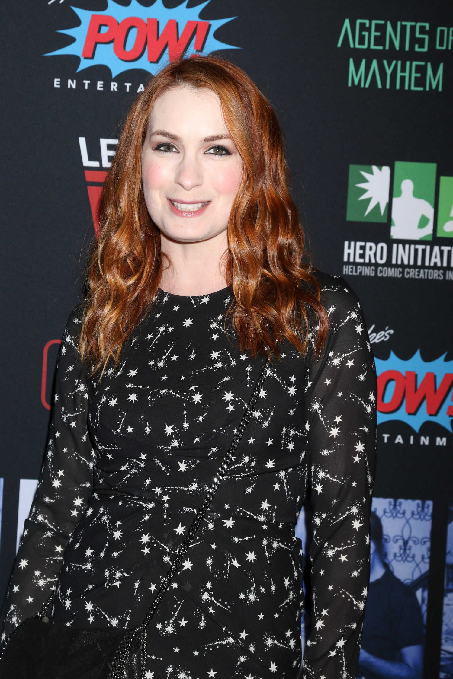 Felicia Day Attends St...