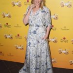 Kylie Minogue Attends the 9 to 5 the Musical Gala Evening at the Savoy Theatre in London