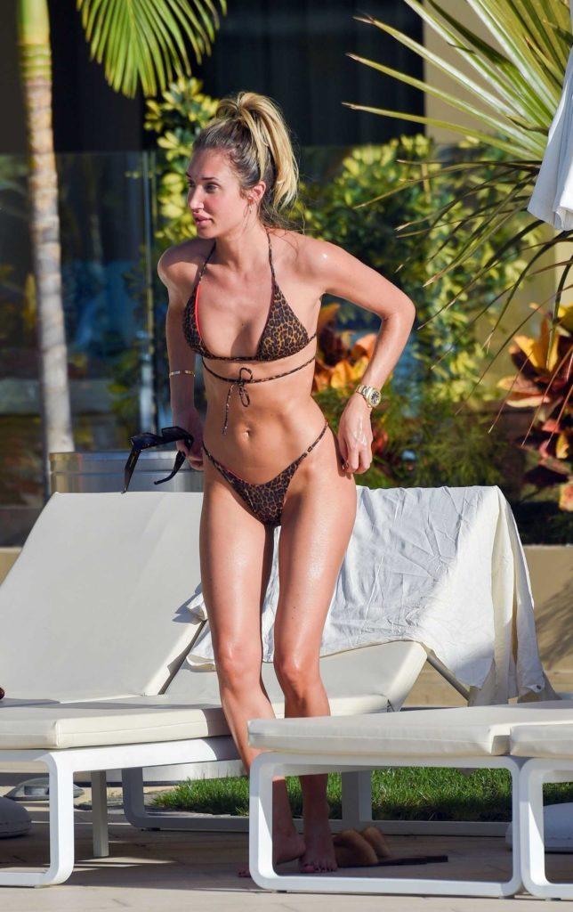 Megan McKenna in Bikini