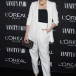 Pom Klementieff Attends Vanity Fair and L'Oreal Paris Celebrate New Hollywood in Los Angeles