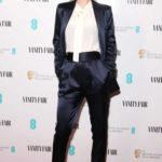 Vanessa Kirby Attends Vanity Fair EE Rising Star Party in London