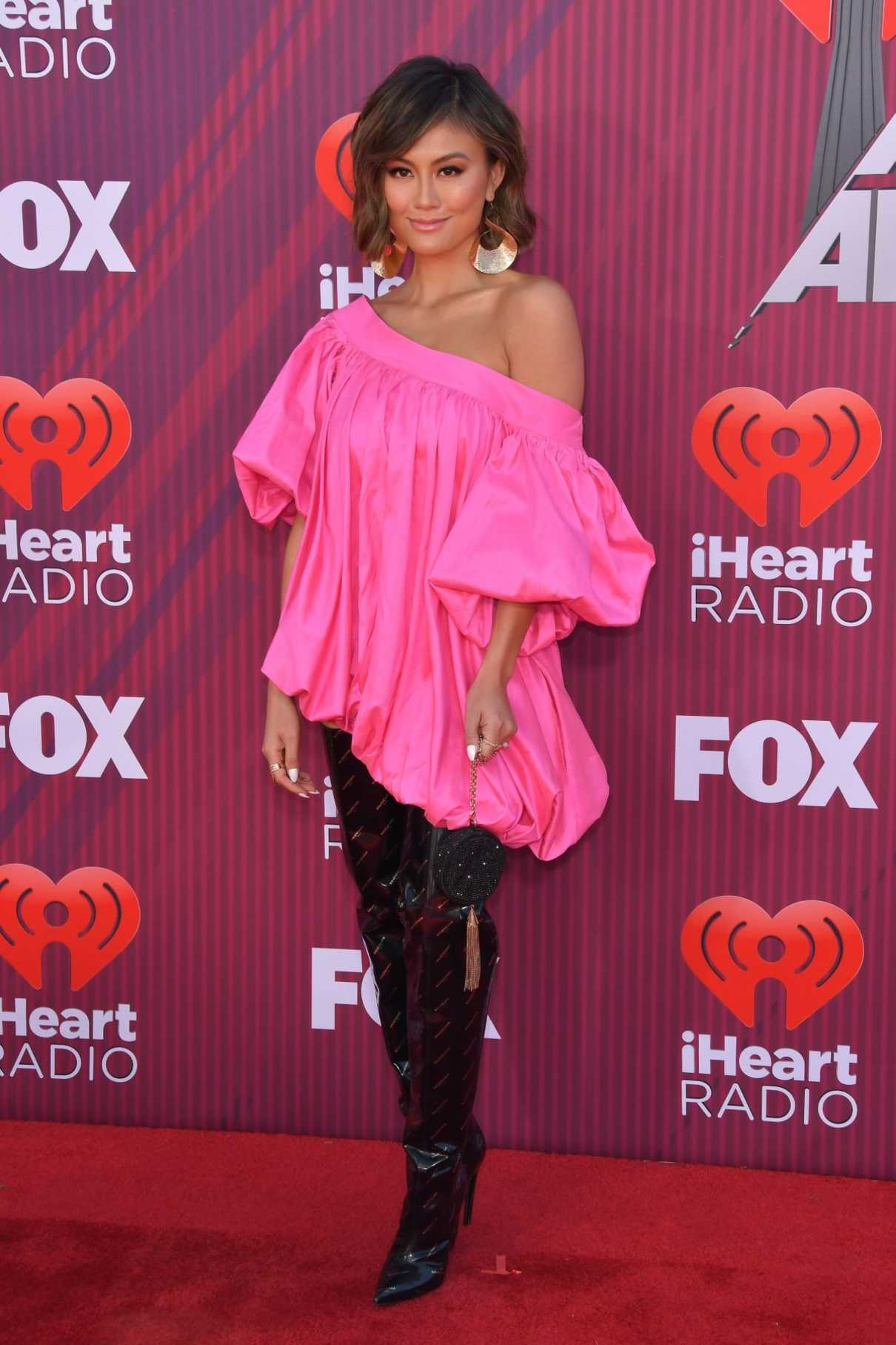 Agnes Mo Attends 2019 iHeartRadio Music Awards at ...