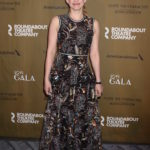 Anna Chlumsky Attends 2019 Roundabout Theatre Company's Gala in New York